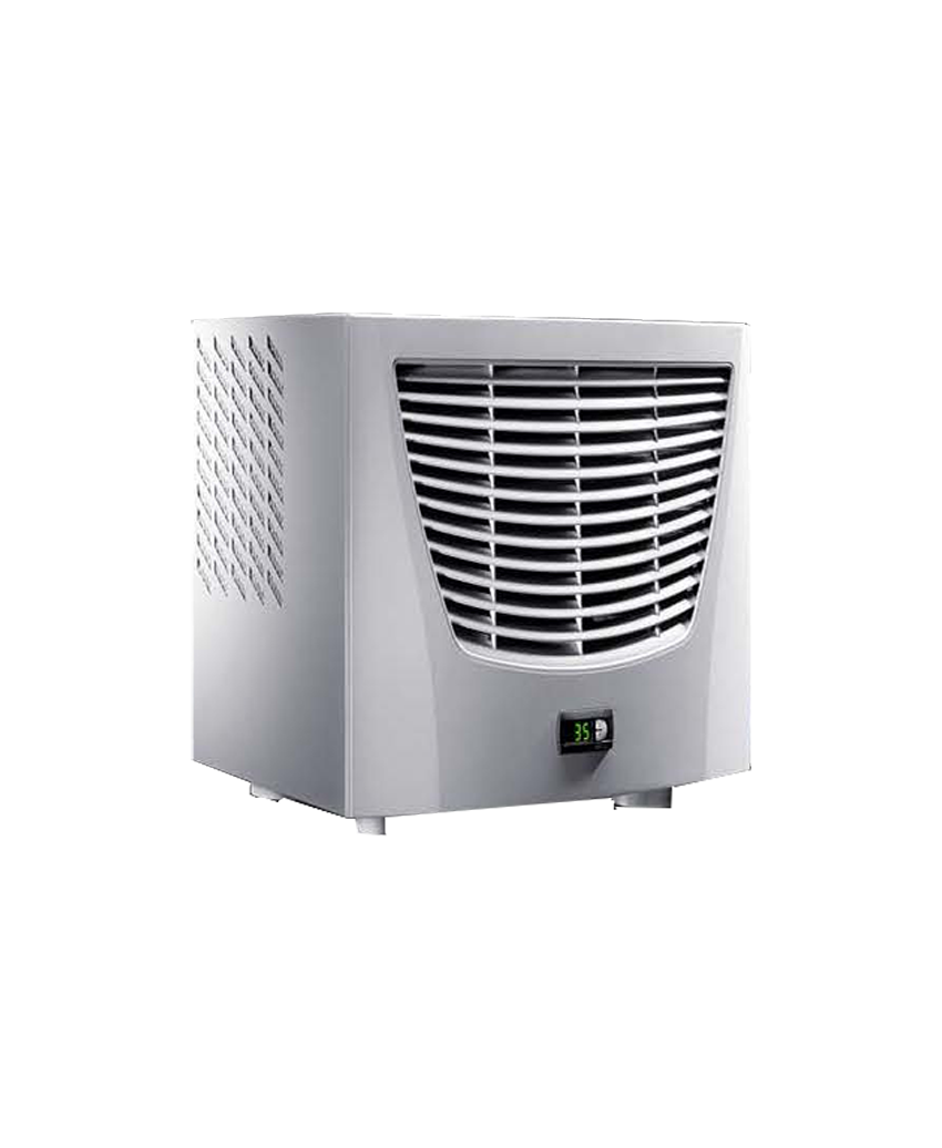 TopTherm roof-mounted cooling units  Blue e