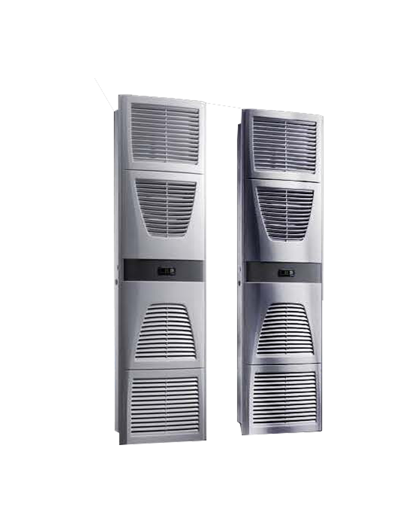 TopTherm wall-mounted cooling units  Blue e ,slimline