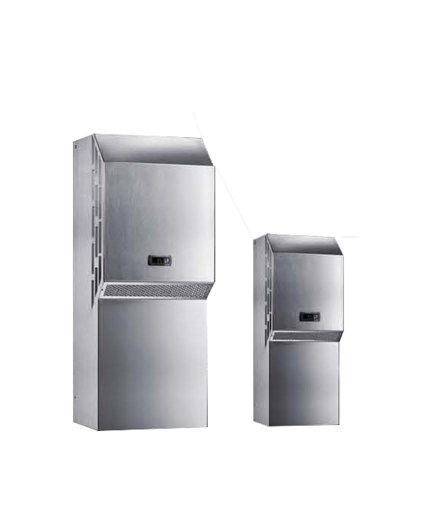 TopTherm wall-mounted cooling units Bluee, NEMA 4X